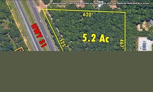 COMMERCIAL LAND HIGHWAY FRONTAGE
