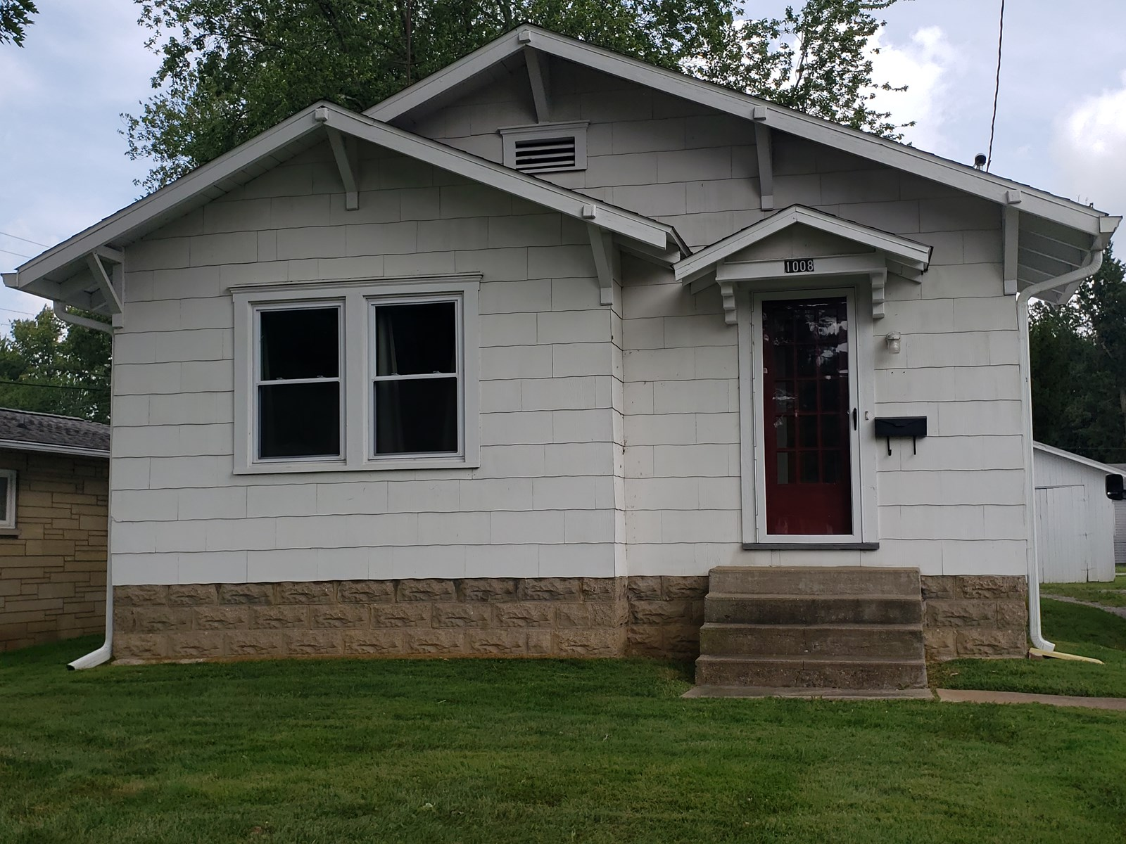 3 Bedroom, 1 Bath Updated Home, Robinson, IL