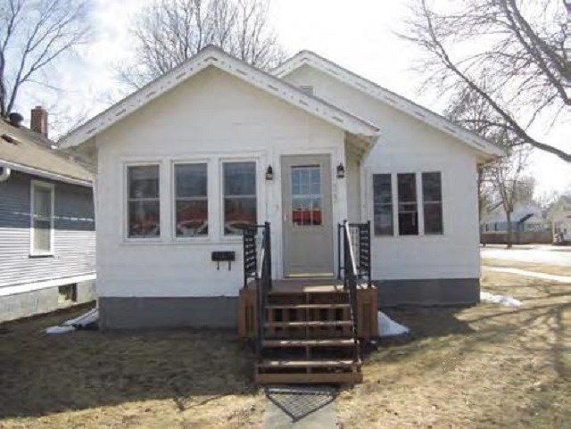 Home in International Falls, MN for sale.