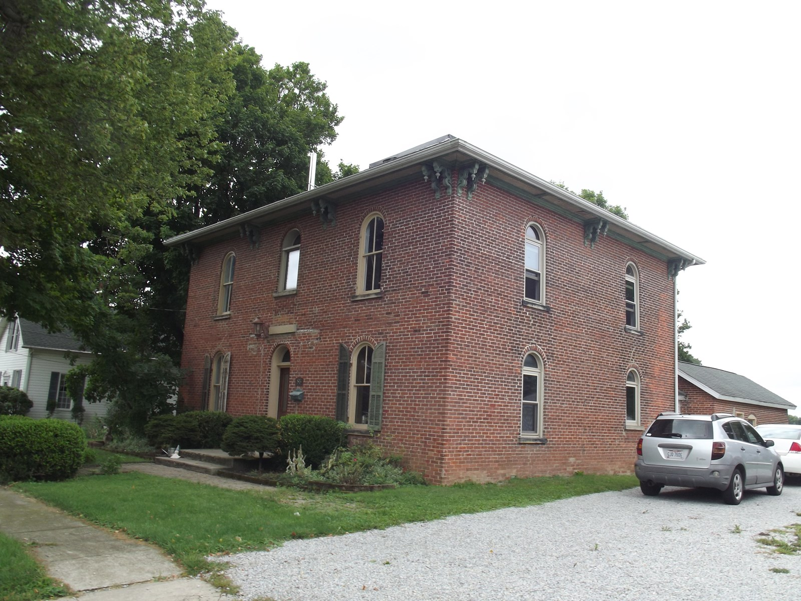Historical Brick Home/Auction/Dunkirk, OH 10/13 @ 5:30