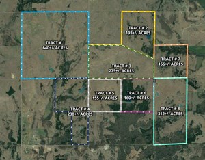 OKLAHOMA RANCH LAND FOR SALE | PAWNEE COUNTY