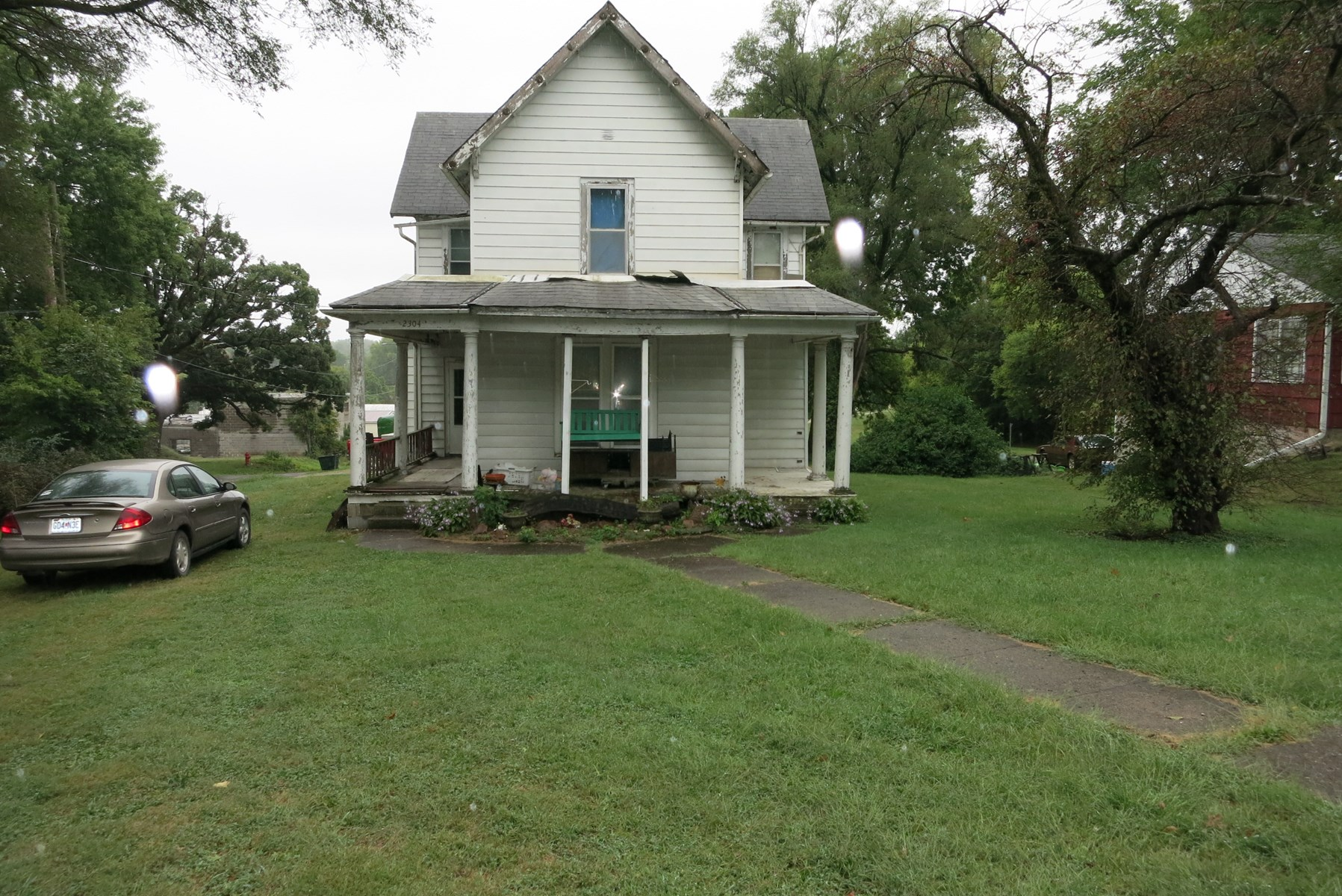 House and Shop For Sale in Bethany MO