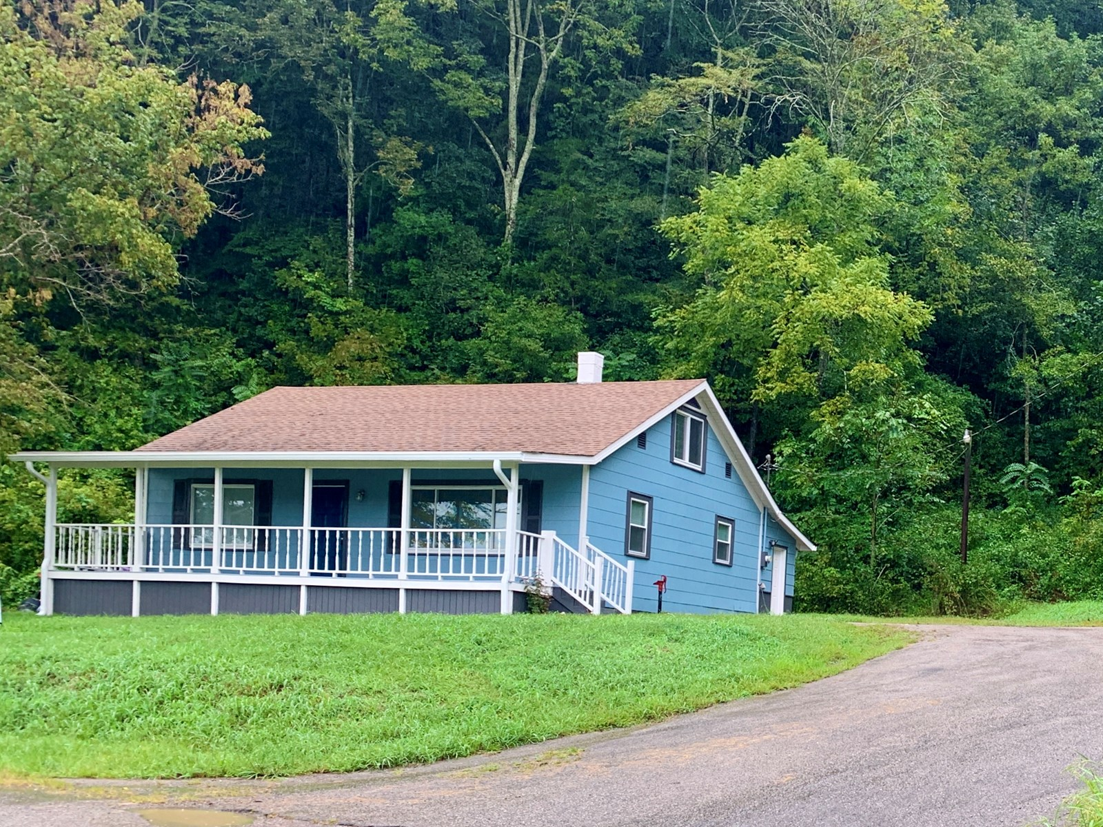 Pending Country Home With Acreage