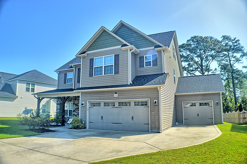 5 BR House for Sale in Sneads Ferry