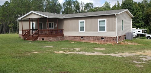 Equine Property with Country Home for Sale in Soperton, GA