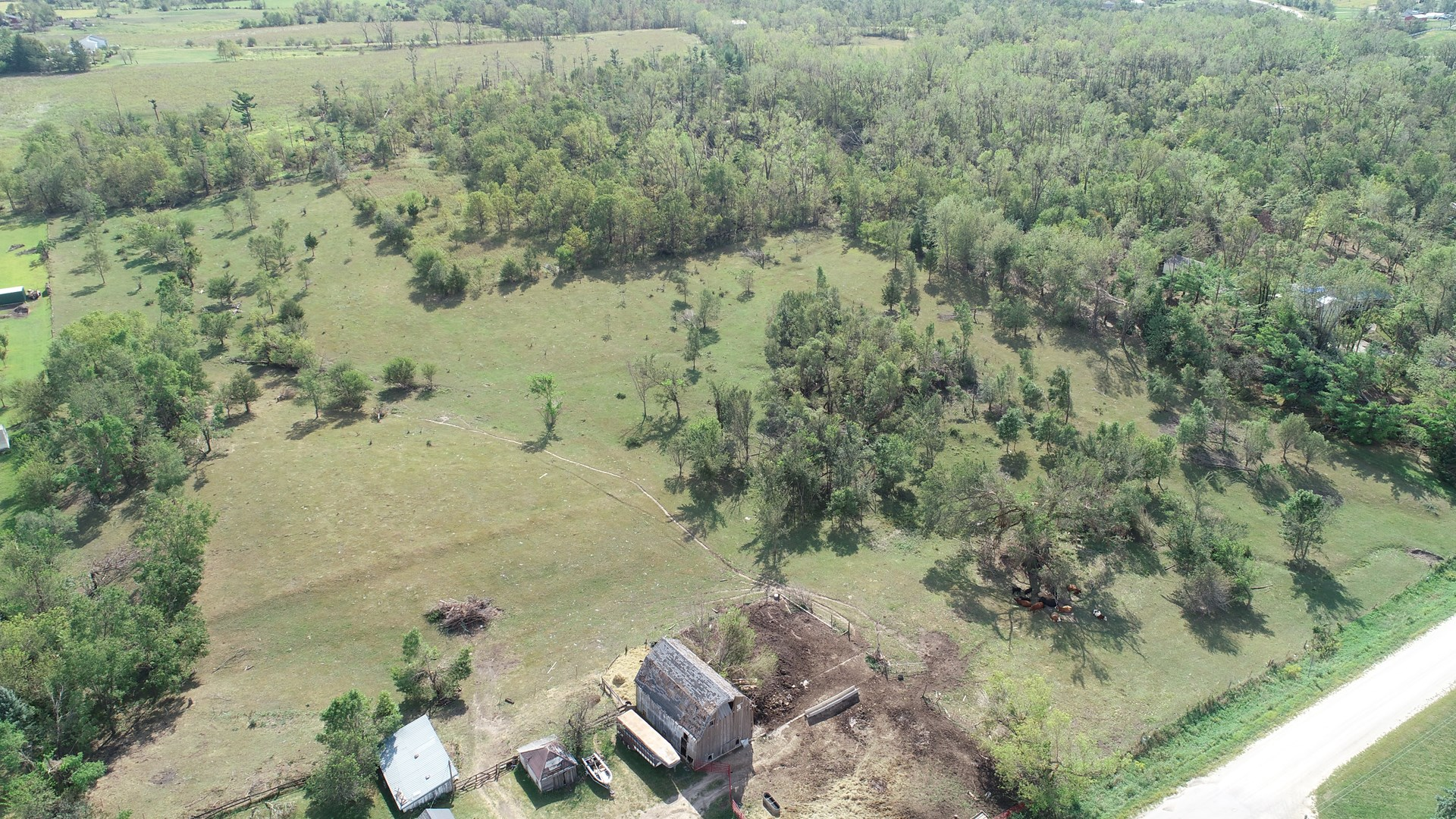 10 acres in Linn County for Sale