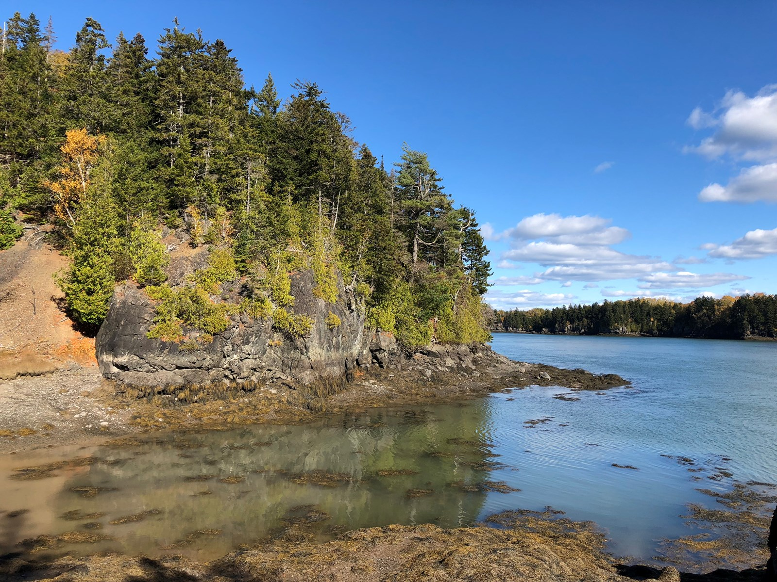 Oceanfront Land For Sale in Maine