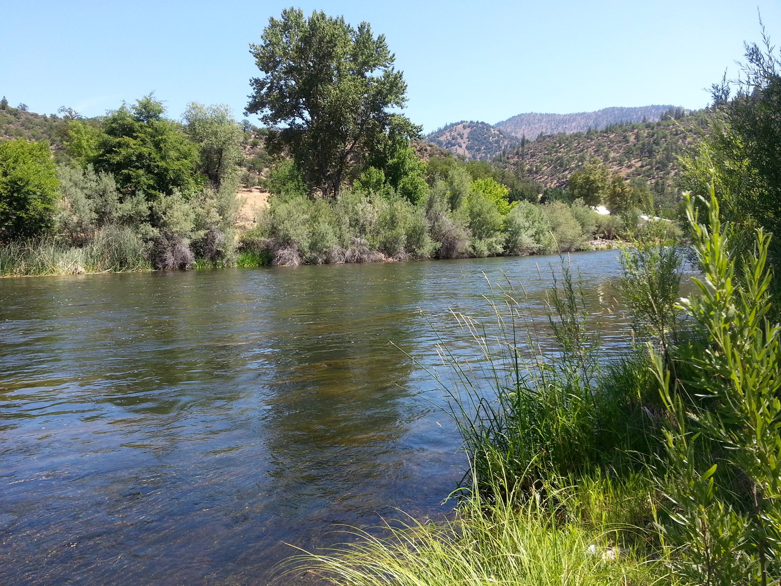 130 Acres for Sale on Klamath River in Siskiyou County, CA