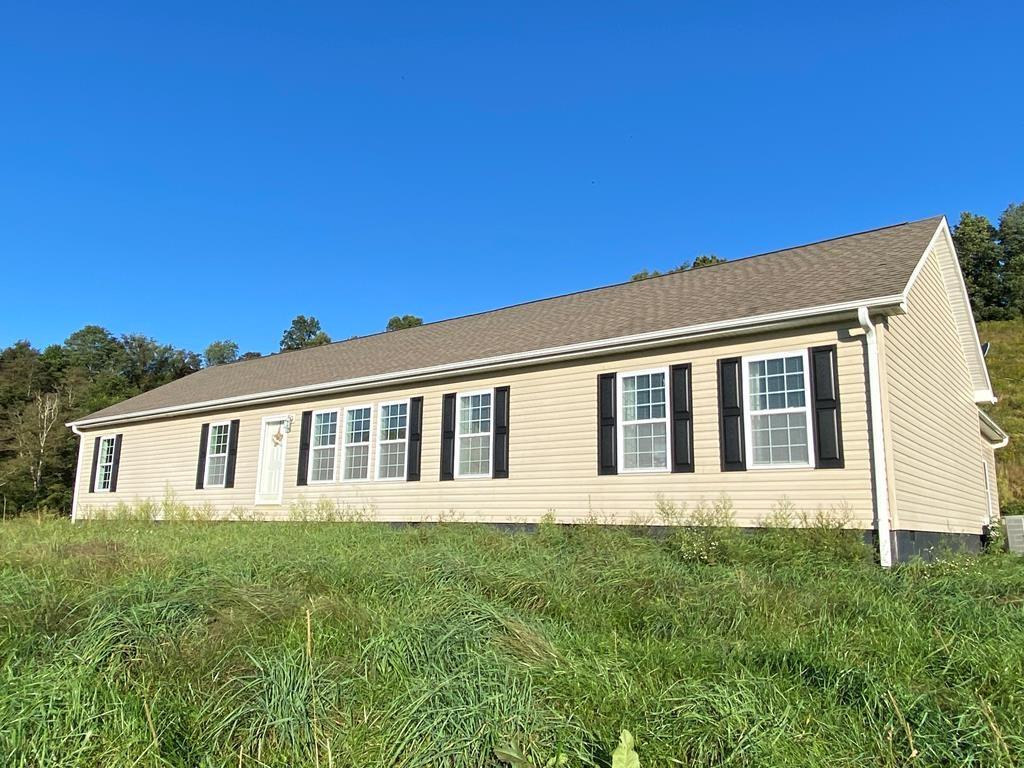 4 BR 2 BA Home w/ 40 Acres- North Tazewell, VA
