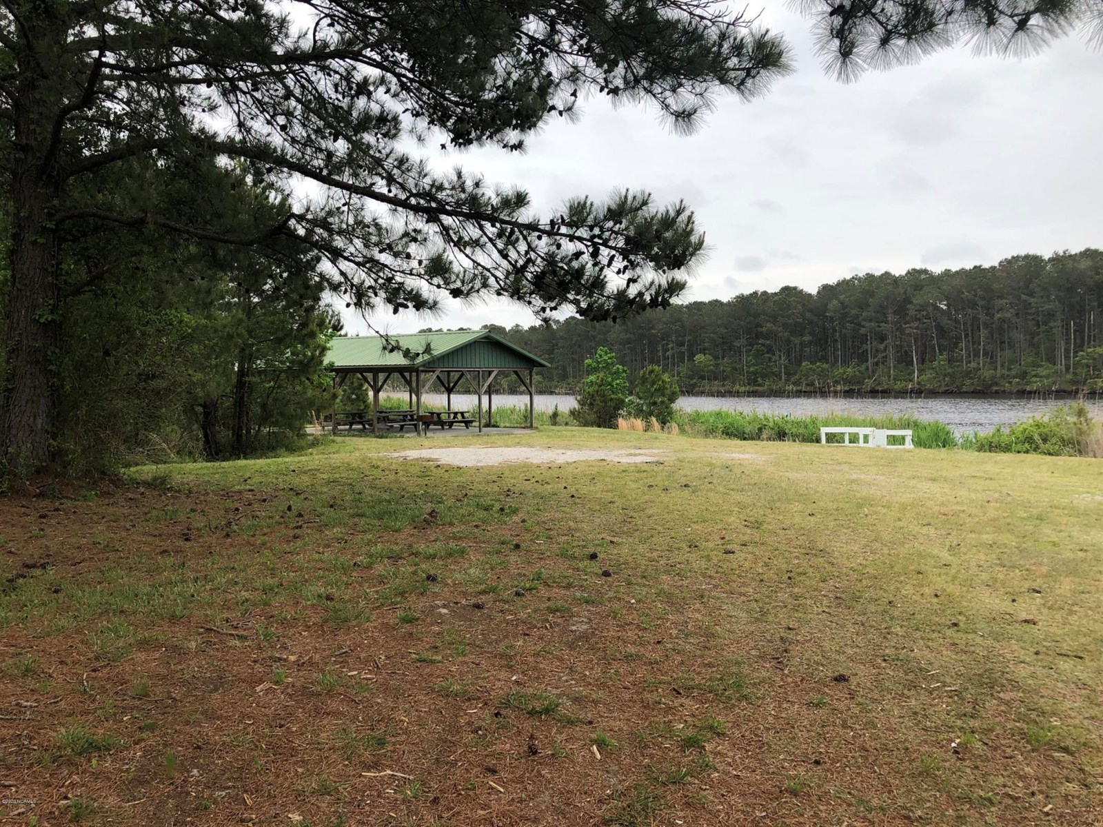 Waterfront Lot for sale in Hyde County, NC