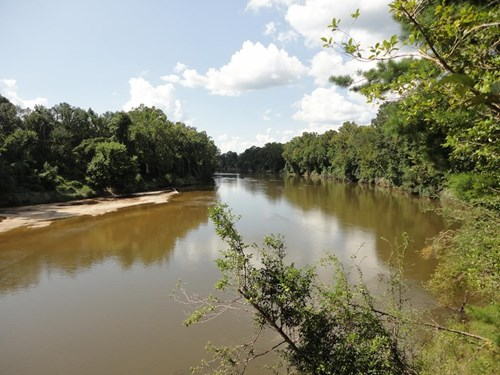 Riverfront Property For Sale Leaf River Forrest County MS