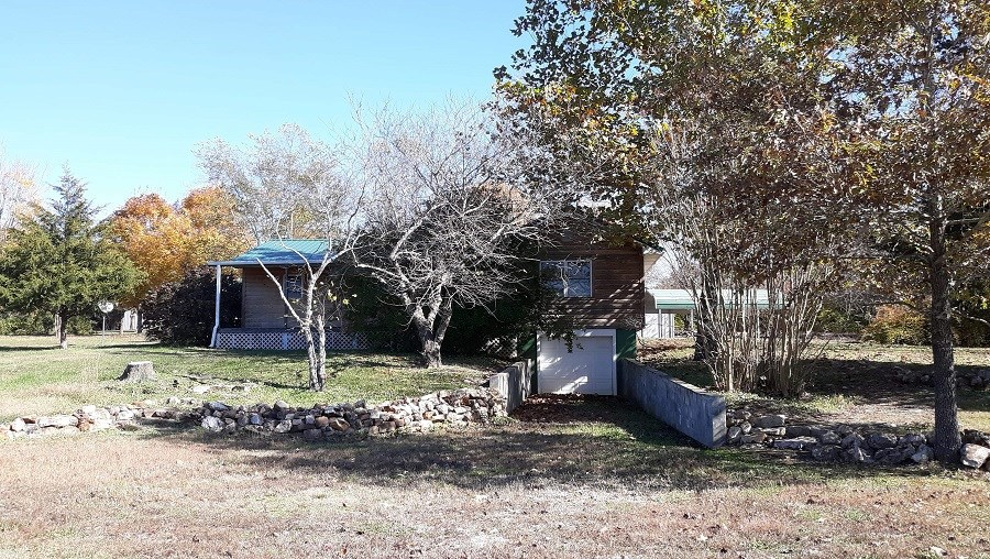 3 Bedroom 2 Bath Log Sided House on 2+ Acres