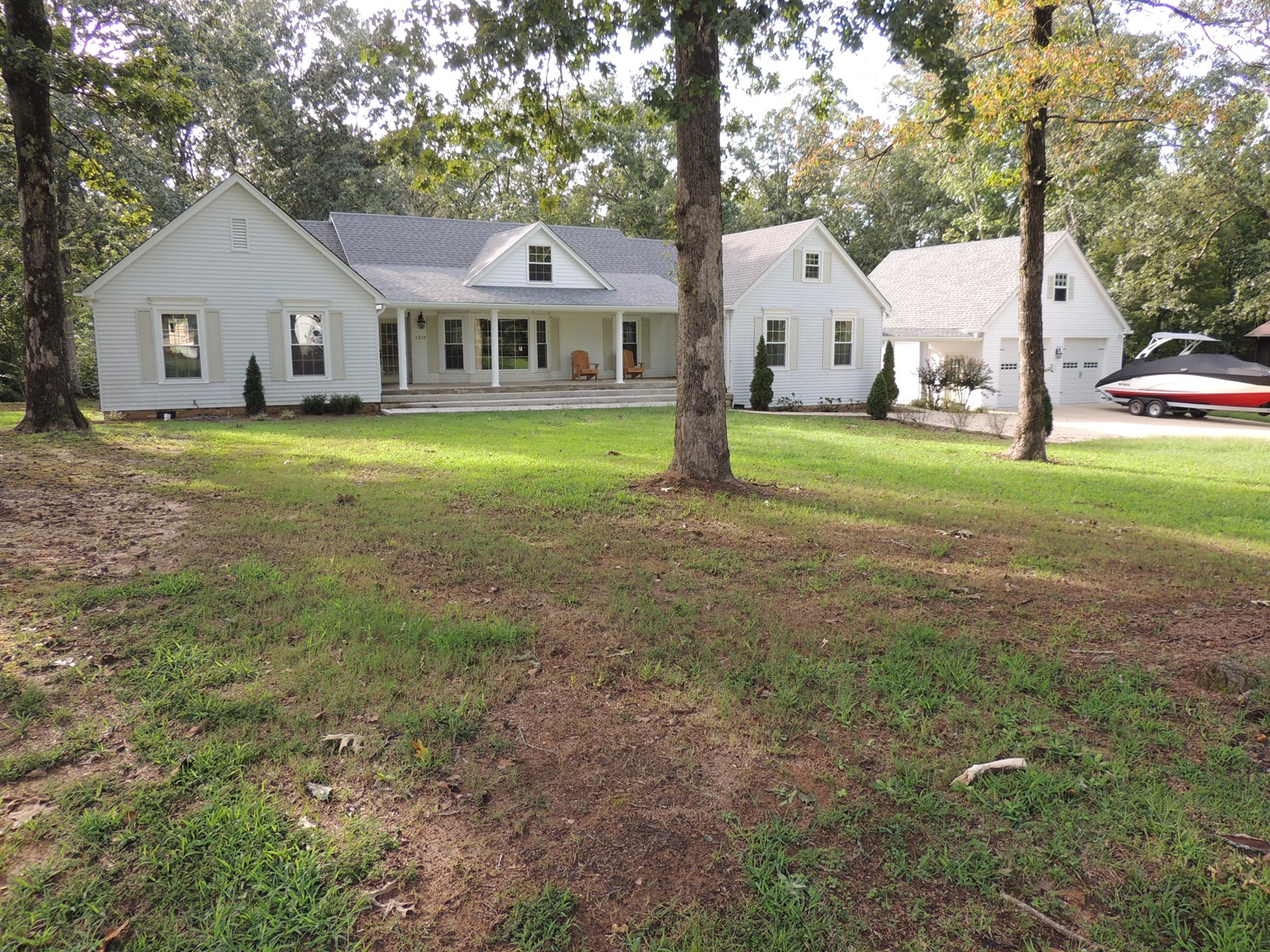 HOME FOR SALE IN SAVANNAH TN IN YEISER SUBDIVISION