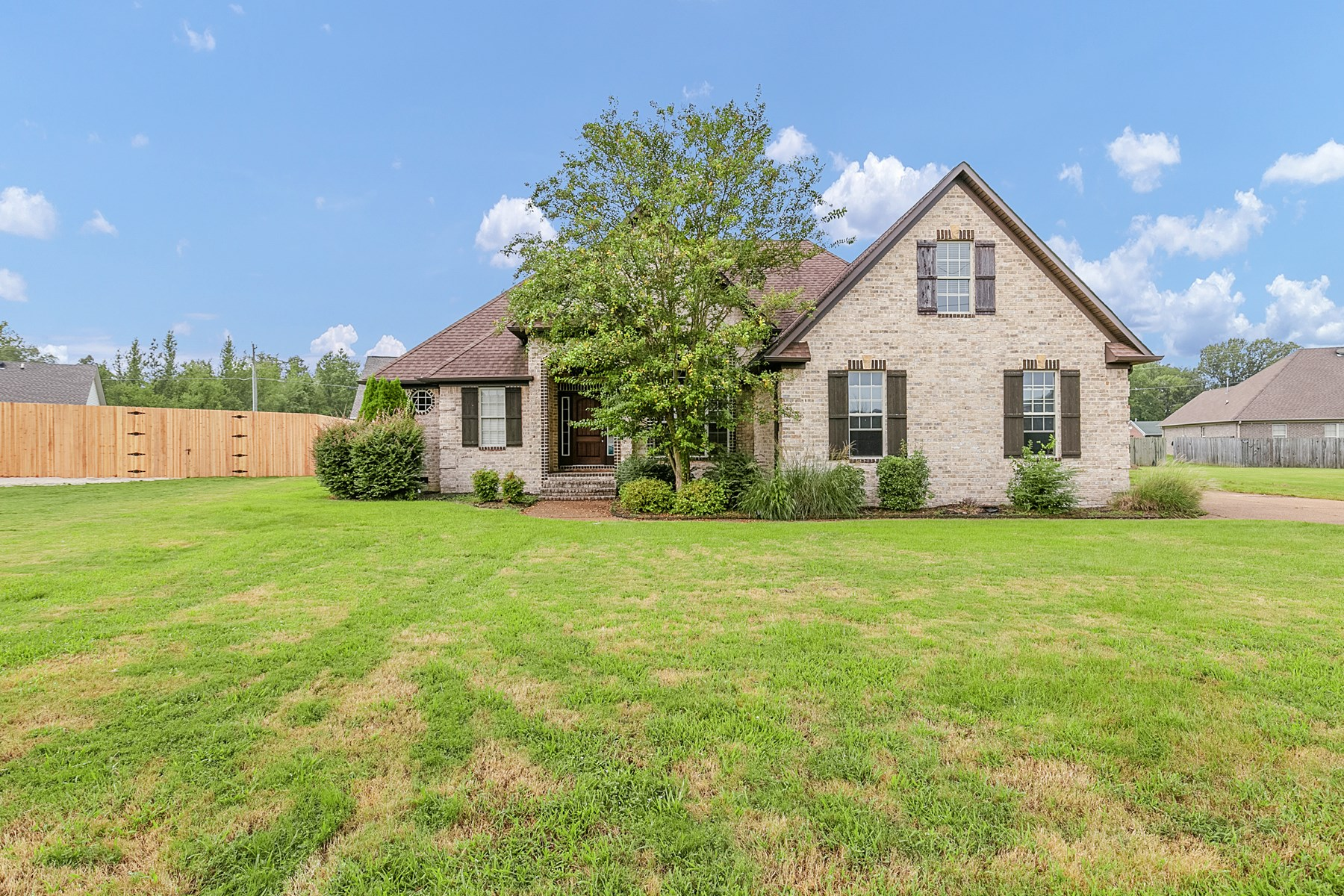 Brick Home for Sale in South Gibson School Zone - Medina, TN