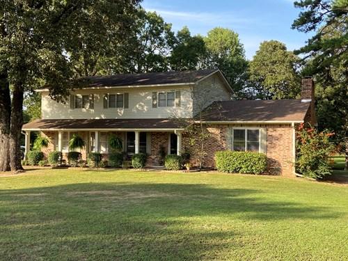 Arkansas Country Home near Golf Course Pocahontas, AR