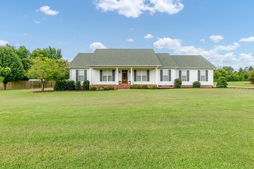 Country Home for Sale - South Gibson County School Zone
