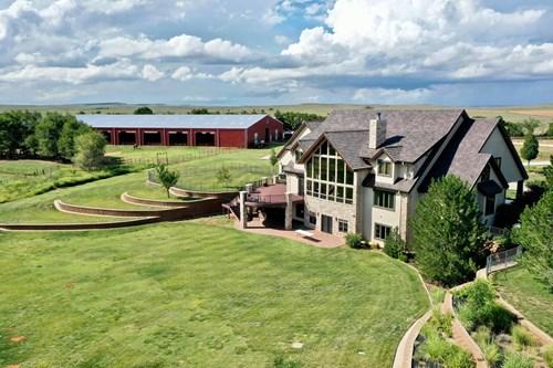 Ashland Kansas Equine Property For Sale