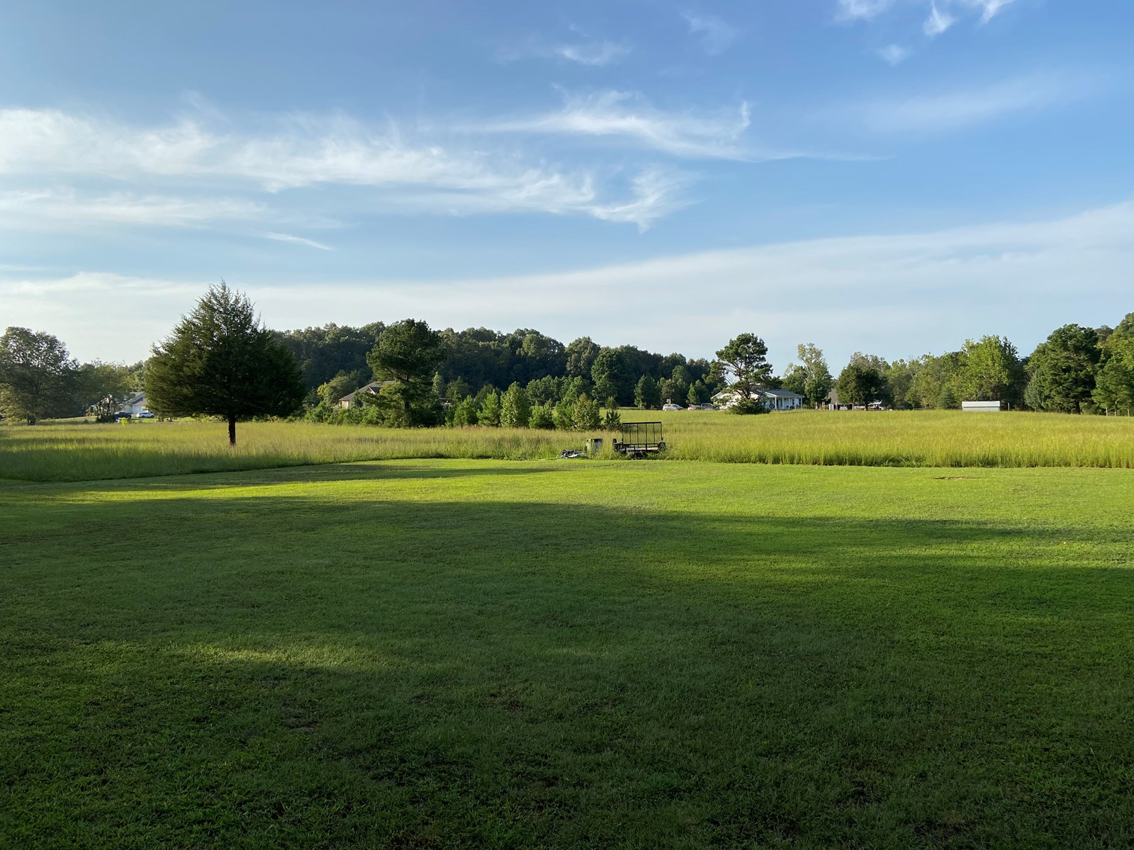 Land for sale 5.8 acres (7 lots) 3 minutes from Golf Course