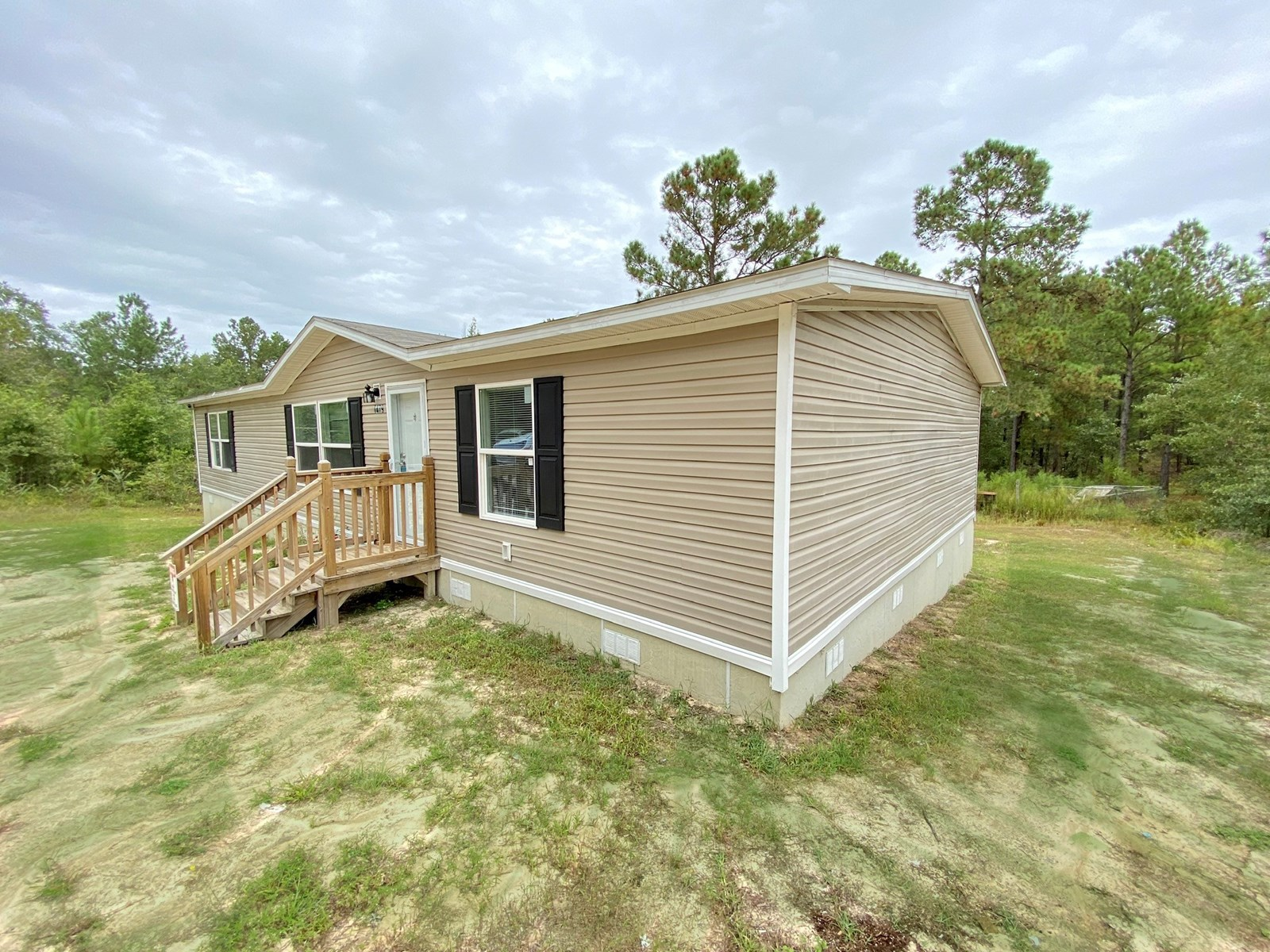 Affordable Country Home - 1500 sq ft -  Built 2016 - $85,900