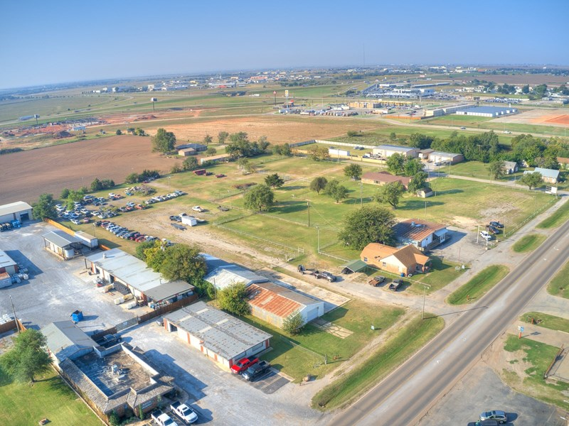 7.85 Acres in El Reno, OK