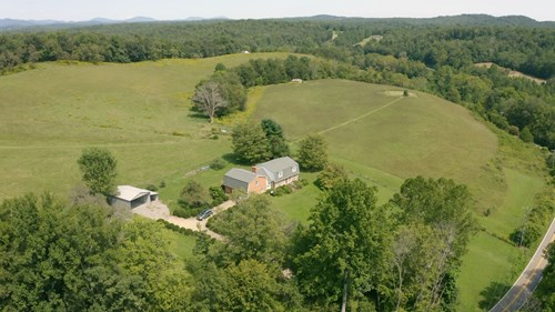Beautiful Farm for Sale in Stuart VA at Online Only Auction!