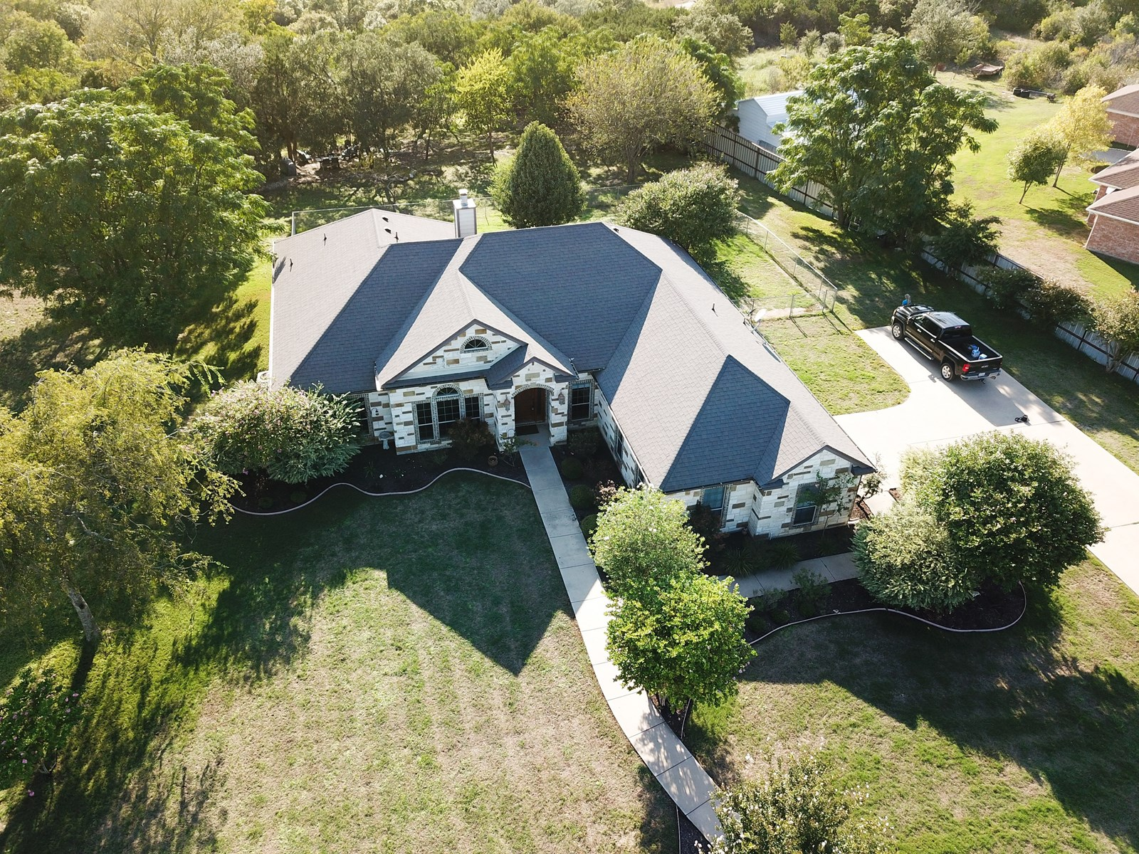 Custom Home for Sale in Central Texas - 1107 Cedar Ridge Rd