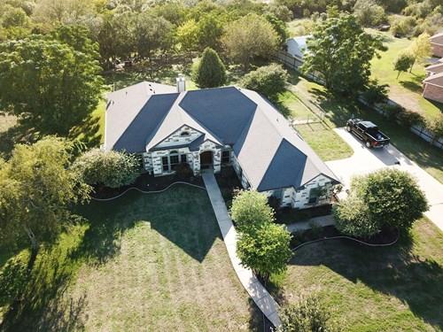 Custom Home for Sale in Central Texas - 1107 Cedar Ridge Rd