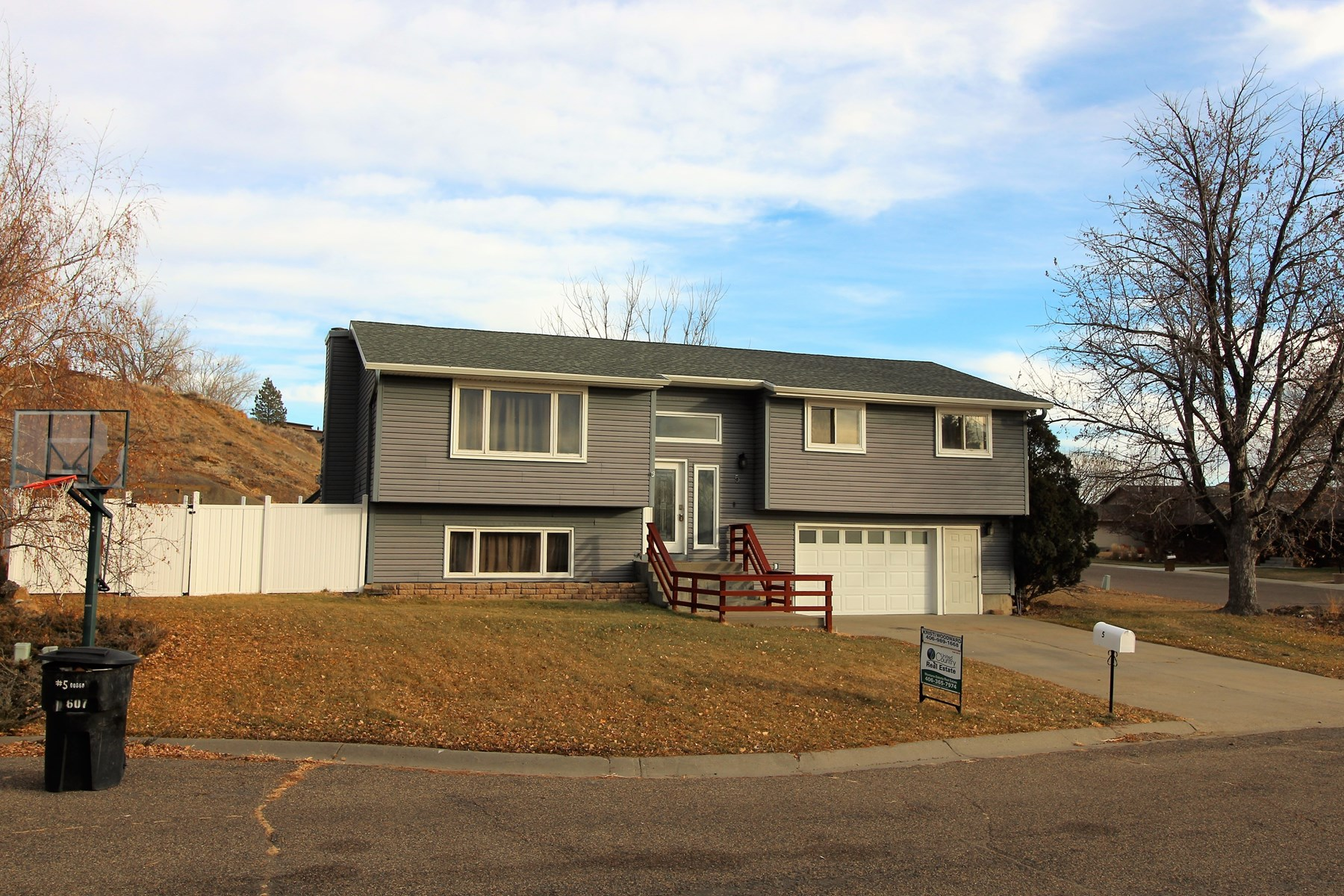 Move-in Ready Home in Quiet Cul De Sac in Glendive, MT