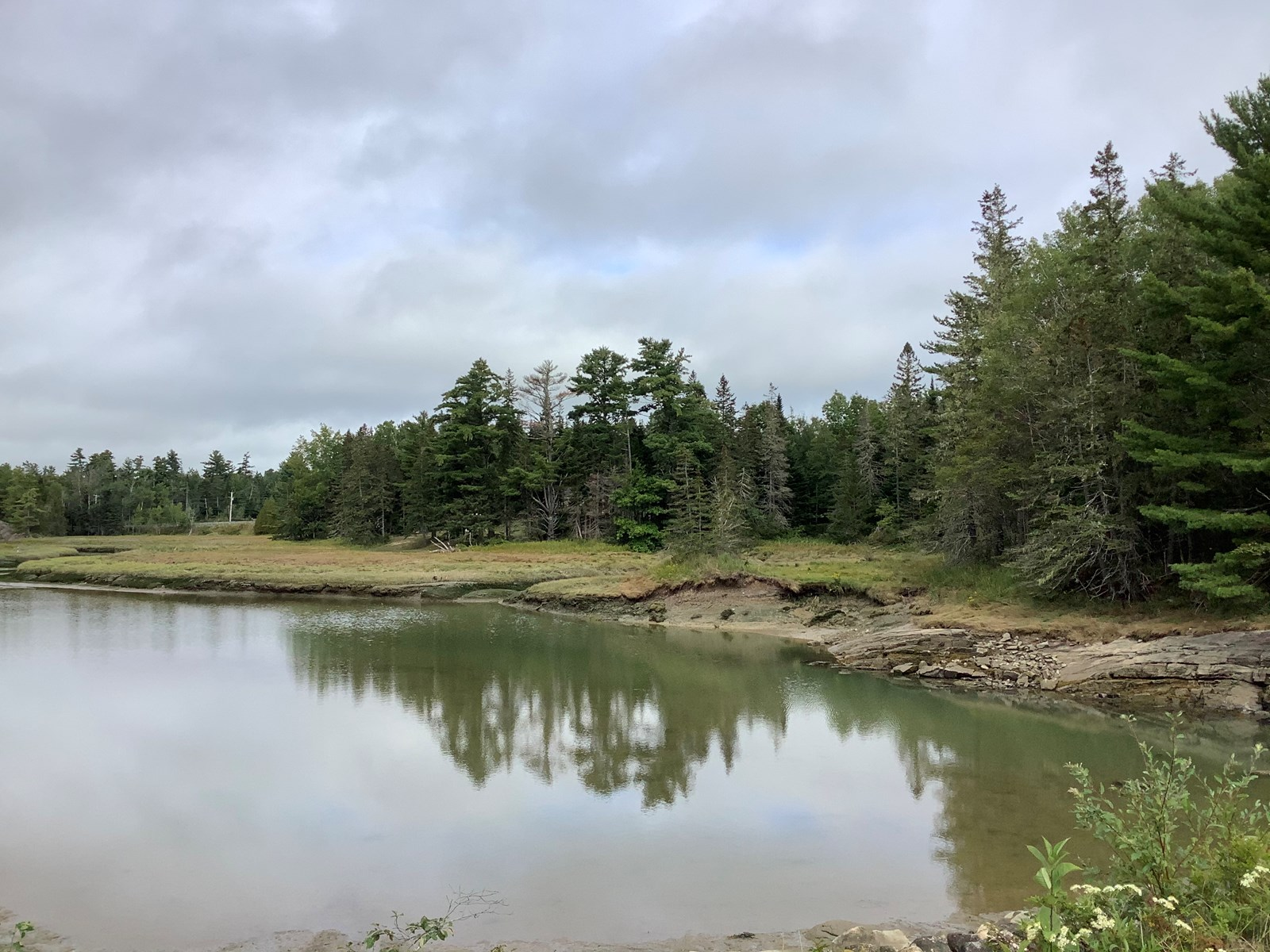 Coastal Land For Sale in Maine