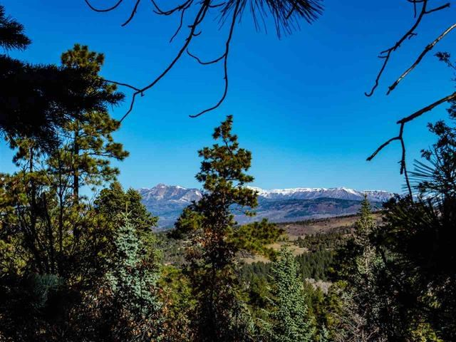 High Mountain Country Homesite With Views
