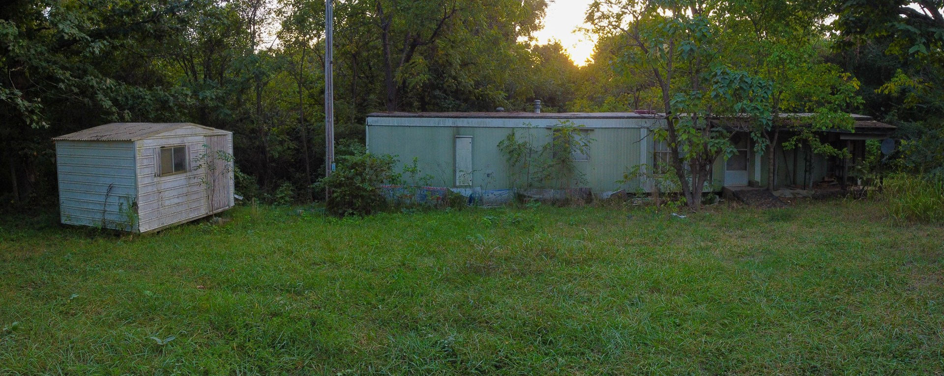 Perfect lot for your new home in Garfield, Arkansas