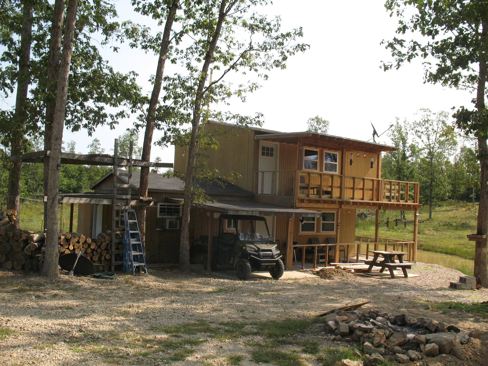 Country Home for Sale in Scenic Southern Missouri Ozarks