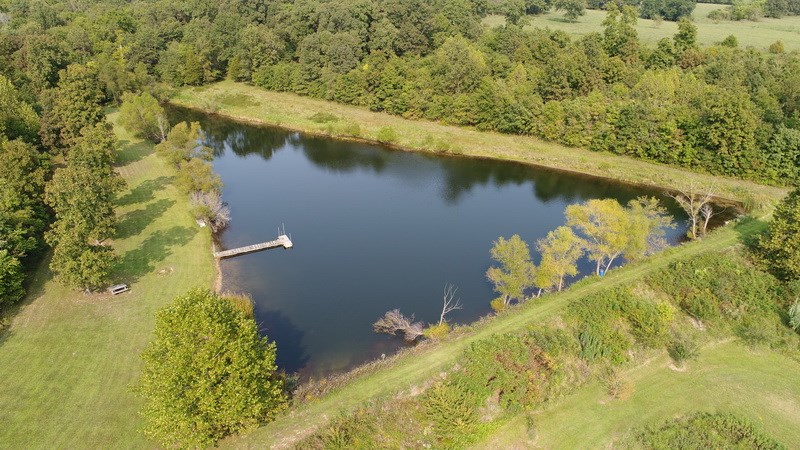 Home and Lake For Sale in Stockton, MO