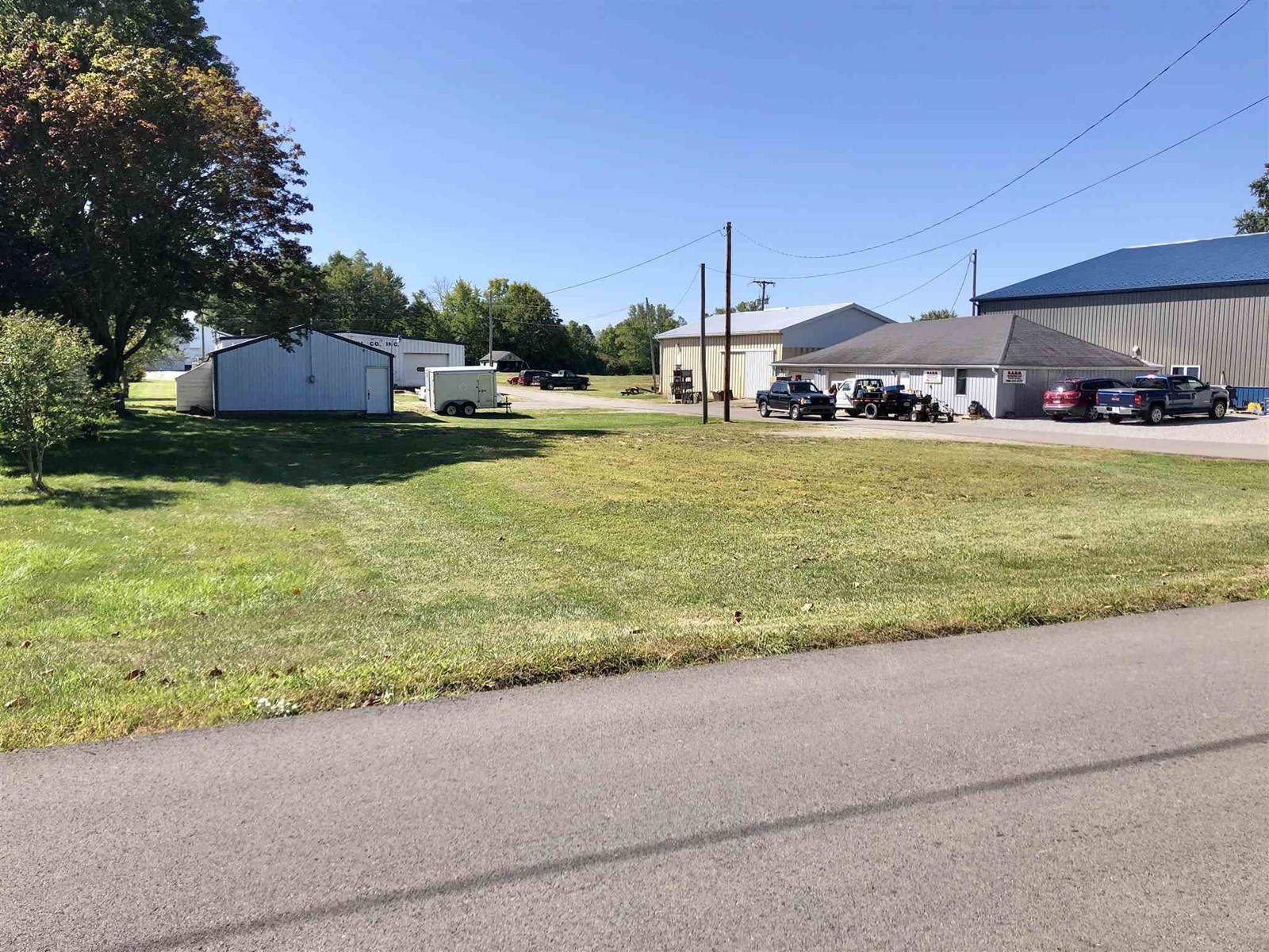 Lot for Sale Lynn, Indiana