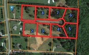Lot For Sale Mount Airy North Carolina 27030 Lot # 8