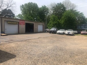 AUTO REPAIR SHOP FOR SALE IN HOPE, AR, BUSINESS FOR SALE