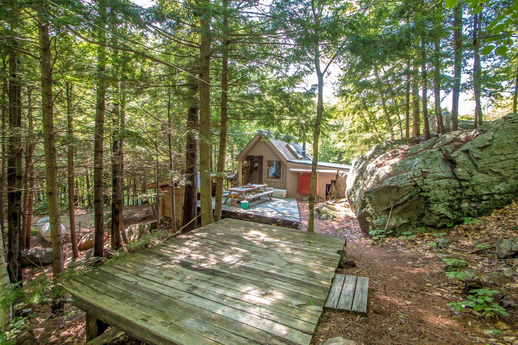 Off-grid Property for Sale in Brownfield, ME