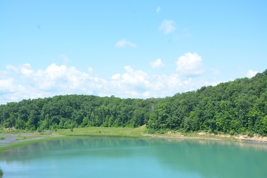 Great views from thei Kentucky land for sale