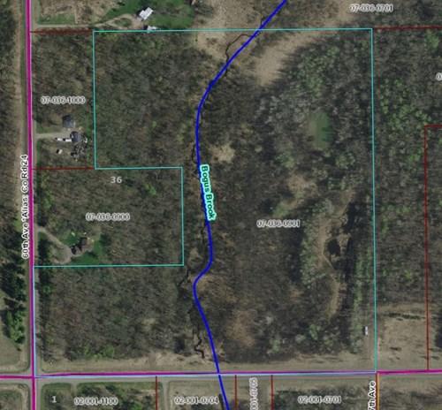 32 Acres of Mille Lacs Co Land for Sale