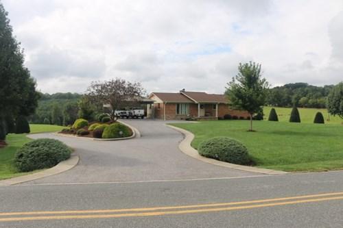 64+/- Farm for sale, Hiddenite North Carolina