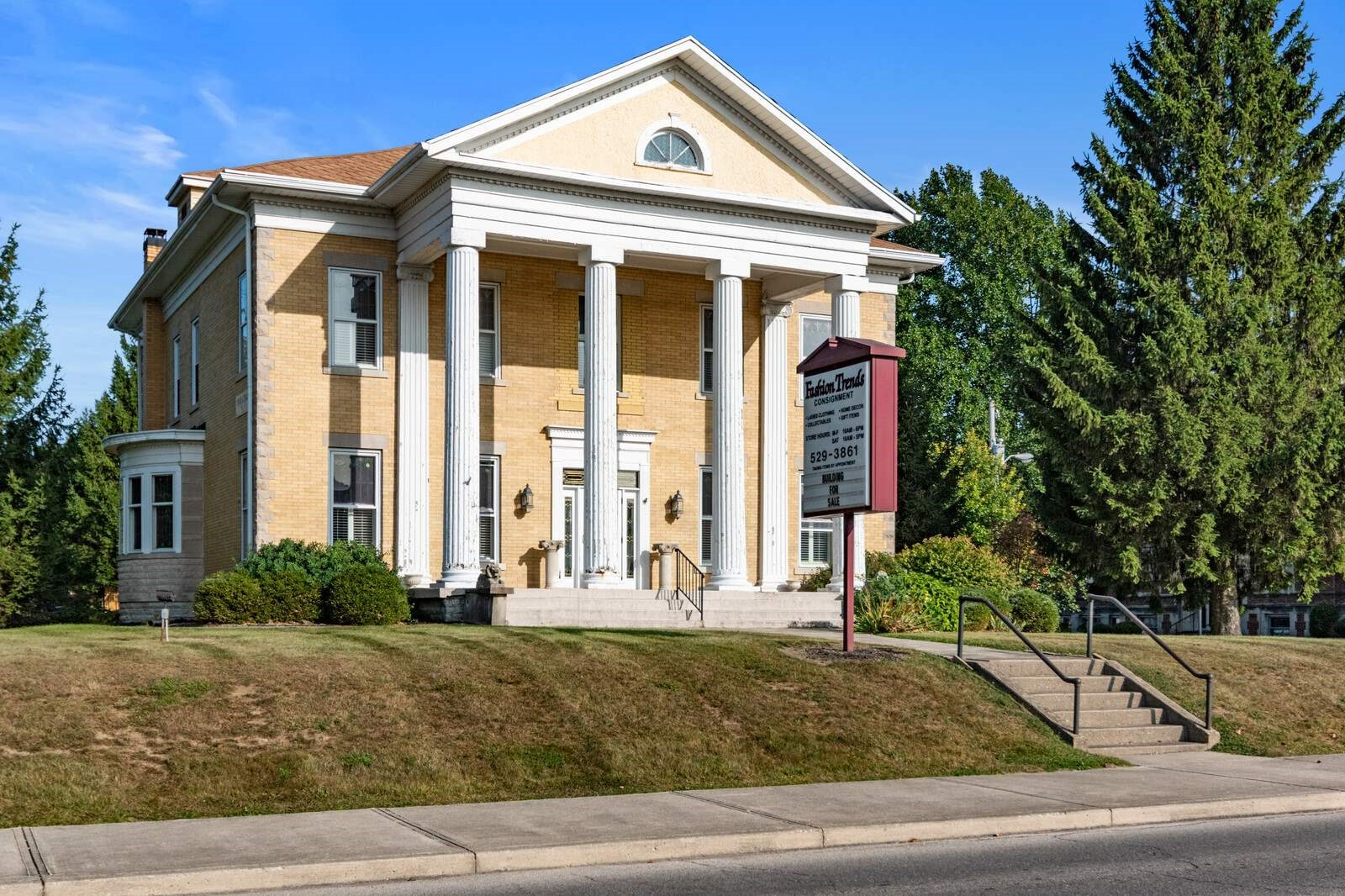 Commercial/Residential Building for Sale New Castle Indiana