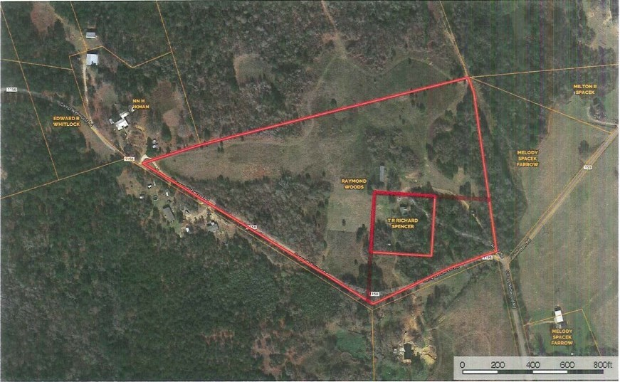 20 ACRES FOR SALE IN ANDERSON COUNTY PERFECT TO BUILD HOME