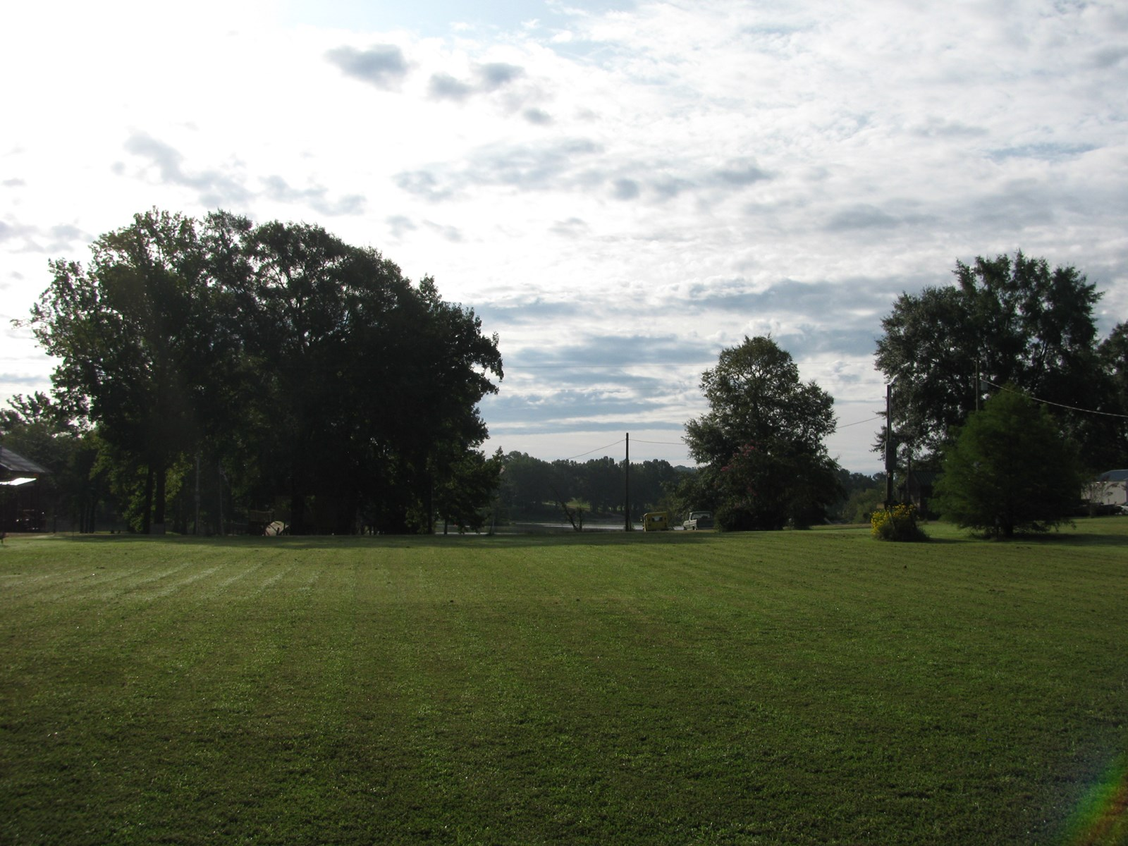 WATER VIEW LOT FOR SALE IN SAVANNAH, TN BY INDIAN CREEK
