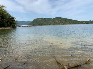 LAKEFRONT LOT FOR SALE TN GATED COMMUNITY HAWKINS COUNTY