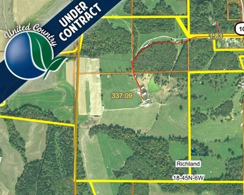 Established Cattle Ranch & Country Home For Sale in Morrison