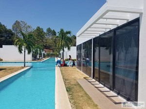 BEACH VILLA AT IBIZA VILLAGE AT THE POOLBIJAO,PANAMA