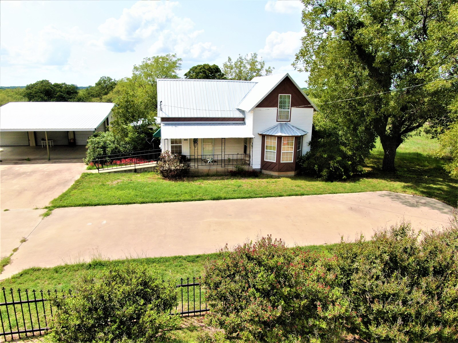 Beautiful 1920 Two story home in Rising Star TX For Sale