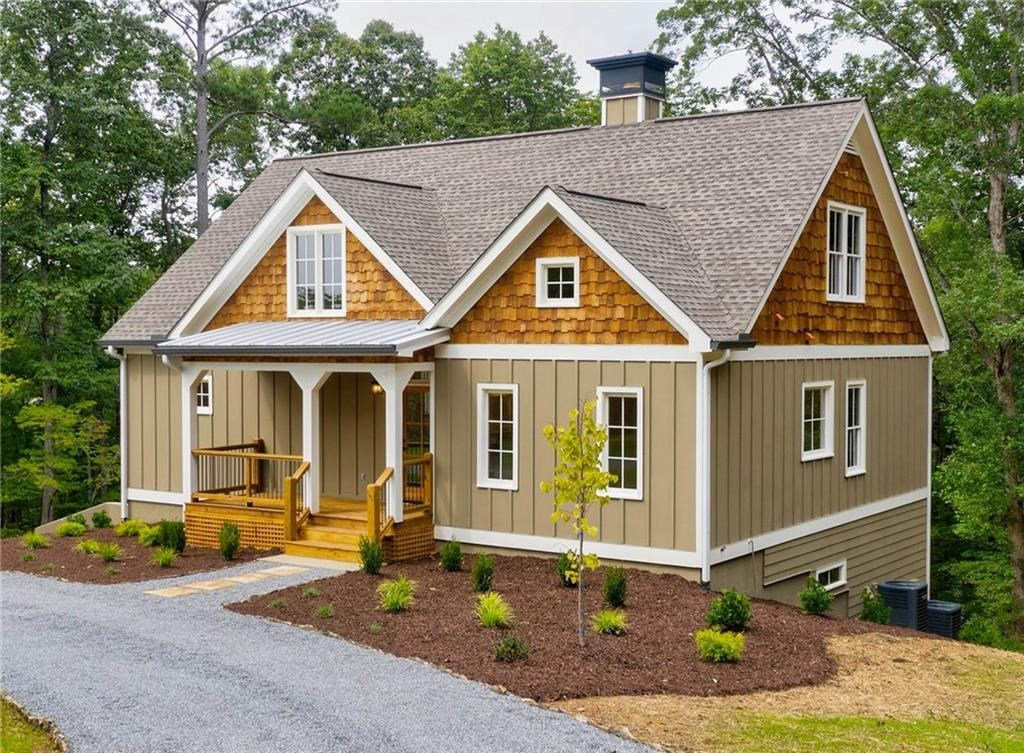Mountain Home for Sale in Pickens County