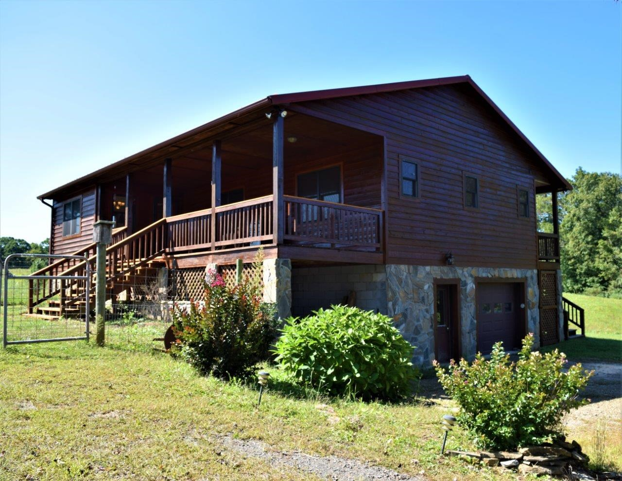 Beautiful Cabin For Sale in Hillsville VA!