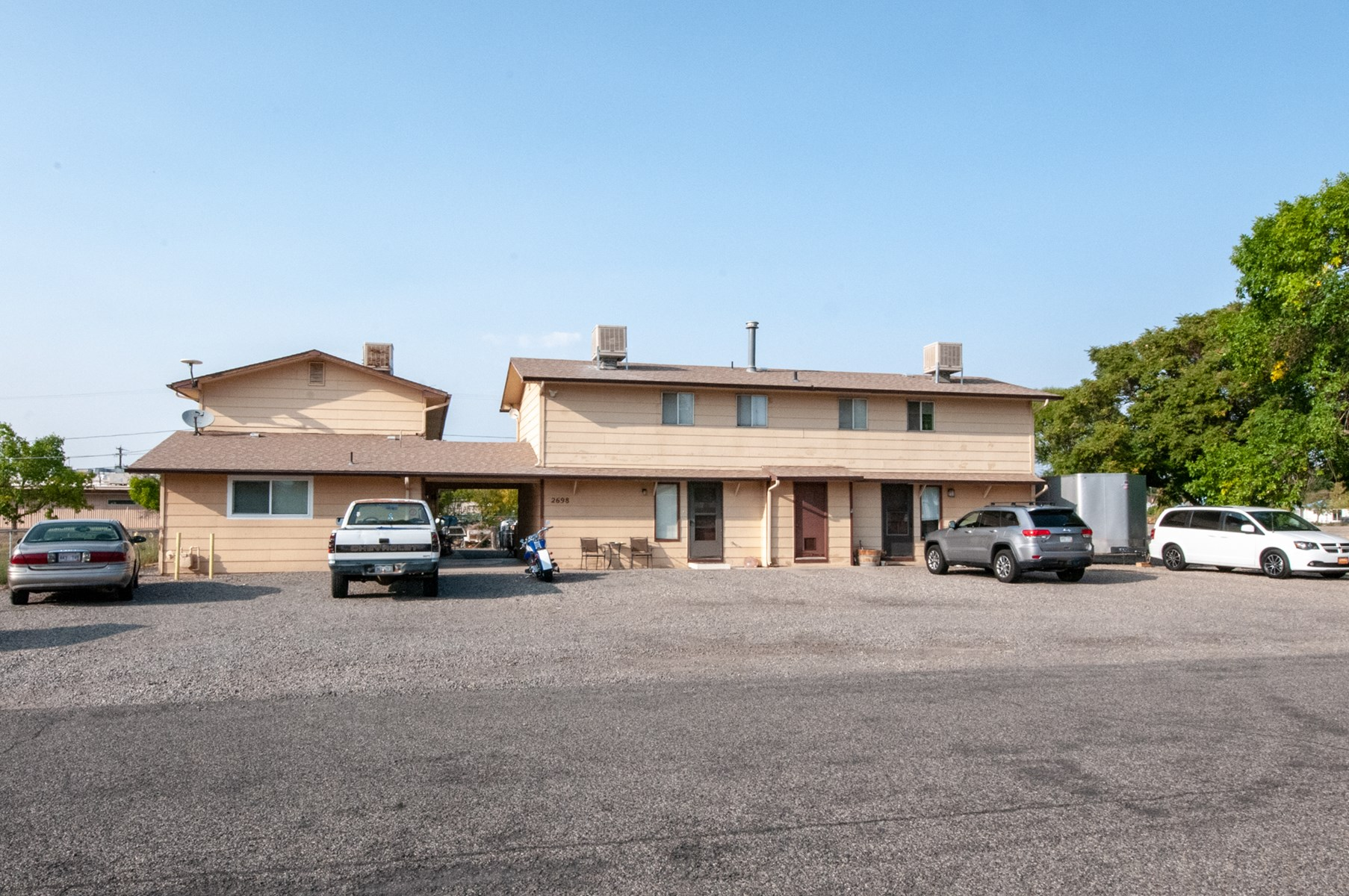 Four-Plex for Sale in Colorado, Investment Opportunity